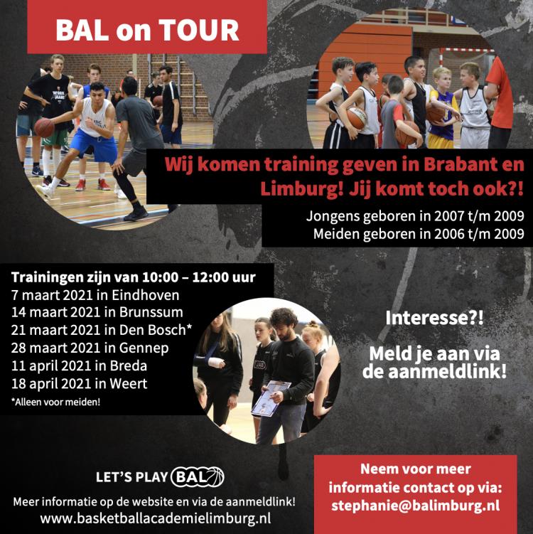 Talententraining 28 maart in Gennep