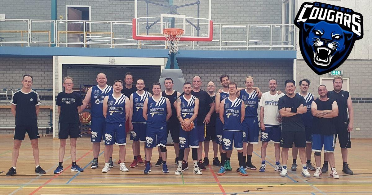 Throwback thursday: oefenwedstrijd H1 tegen De Siebengewalders (5 aug)